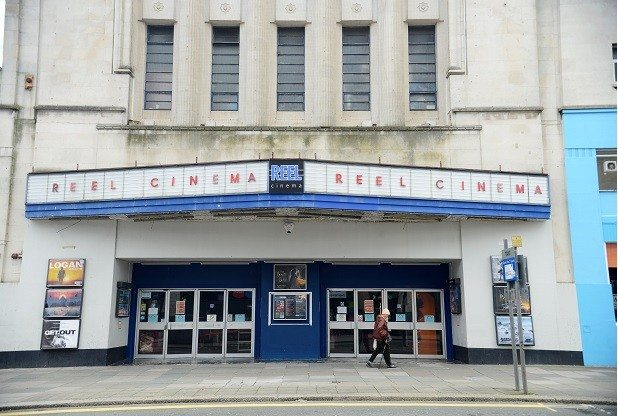 Reel Cinema Plymouth - won't get listed. (photo: Penny Cross)