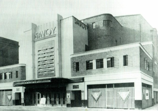 The Savoy in 1936. (photo: Amir Dotan)