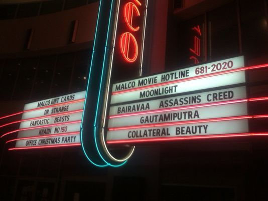 Malco Wolfchase re-opening. (photo: John Beifuss)