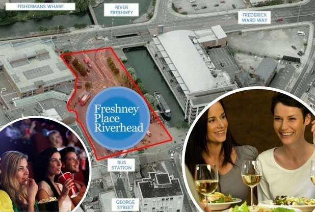 Freshness Place Riverbed, Grimsby plans. (photo: Grimsby Telegraph)