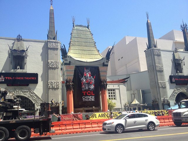 TCL Chinese Theatre. (photo: edgeduller / Flickr)