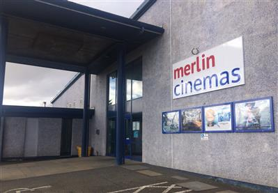 Merlin Cinema Thurso. (photo: JO'GJ)