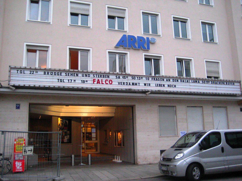 Arri Kino in Munich. (photo: Panoramio)
