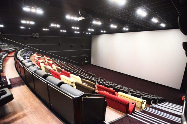 Empire Cinema in Ipswich. (photo: Gregg Brown)