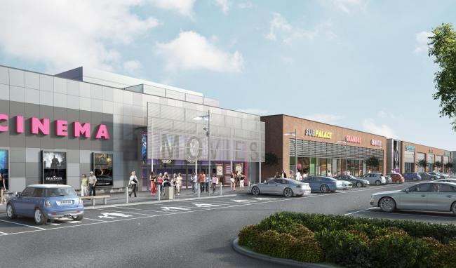 Proposed cinema in St Helen Auckland (photo: Create Architecture)