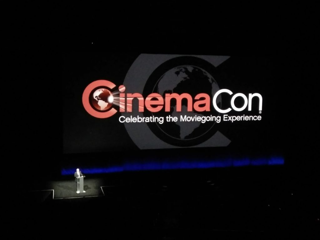CinemaCon 2017 Stage