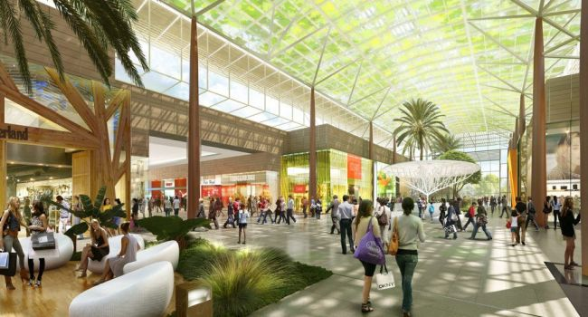 Val-Tolosa shopping centre plans. (image: artist's impression)