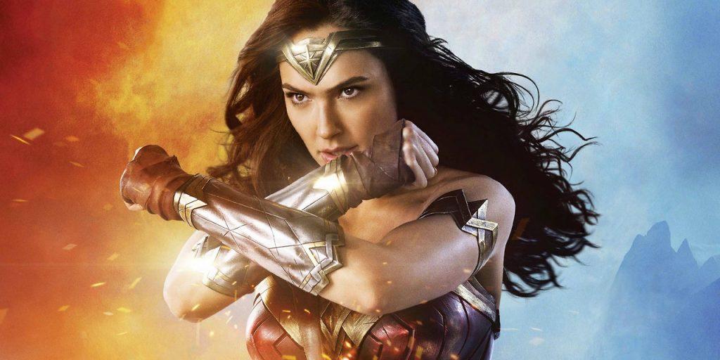 """Gal Gadot as """"Wonder Woman"""""""