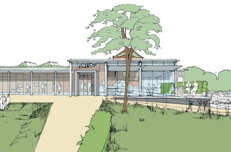 The Depot, Lewes. (image: artist's impression)