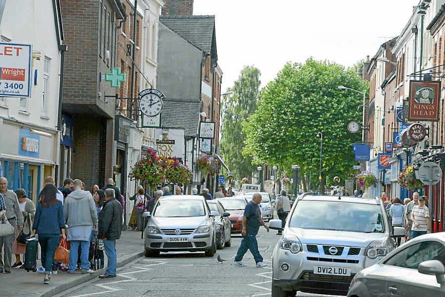 Owestery High Street - cinema coming here. (photo: Shropshire Star)