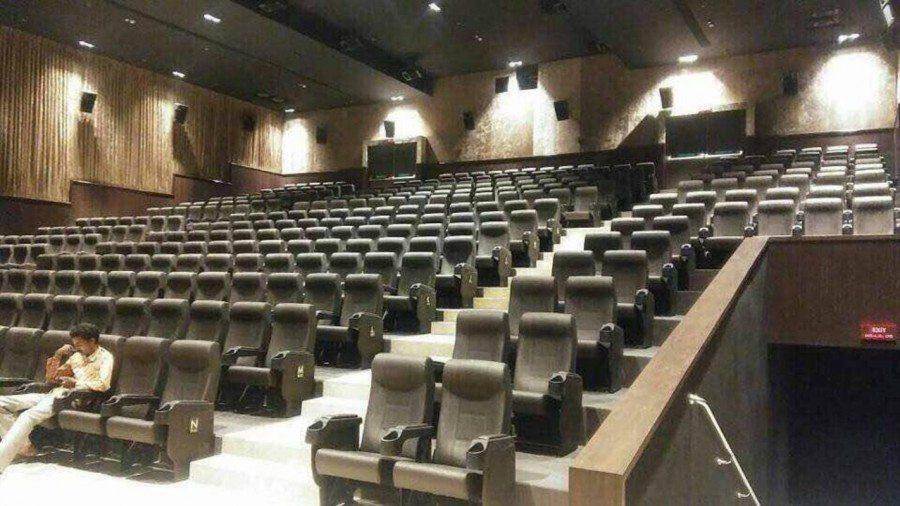 SPI Cinema S2 in Warangal. (photo: RSP)