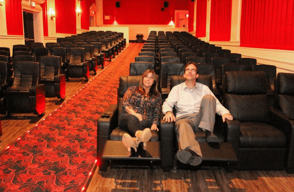 Weymouth's Cameo Theatre. (photo: Gary Higgins / The Patriot Ledger)