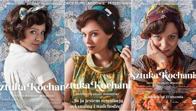 Sztuka Kochania posters