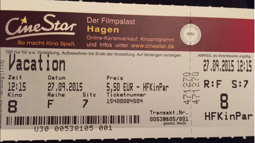 SPIO-certified cinema ticket. (image: @SteeleStebbins / Twitter)
