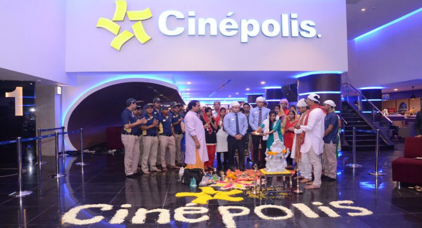 Cinépolis India Ghaziabad (photo: BW Disrupt)