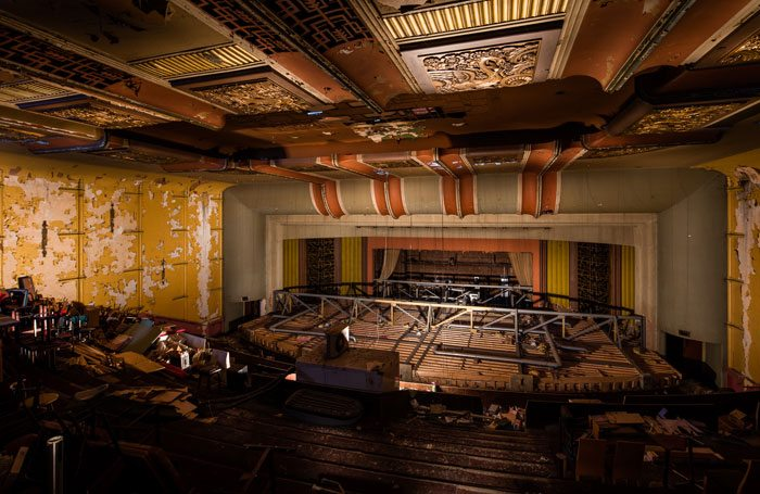 Savoy Cinema could return from the dead. (photo: The Stage)