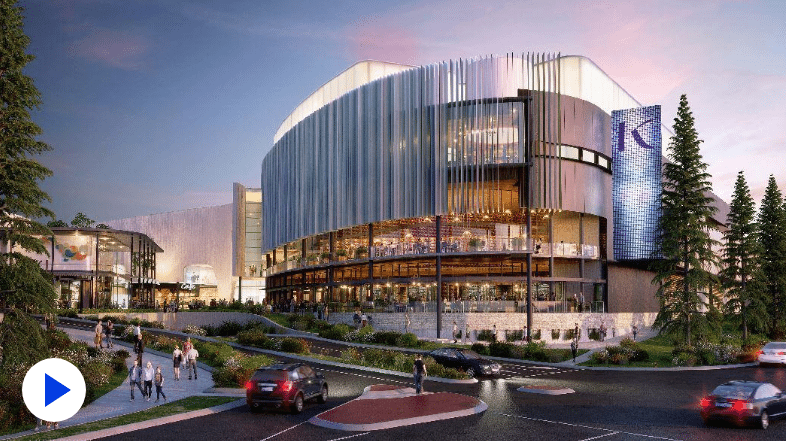 Karrinyup Shopping Centre - how it will look. (image: artist's impression)