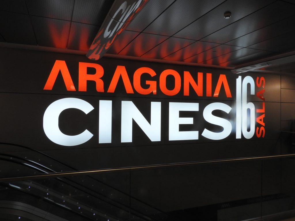 Cineas Aragona 16 Zaragoza (photo: Patrick von Sychowski / Celluloid Junkie)