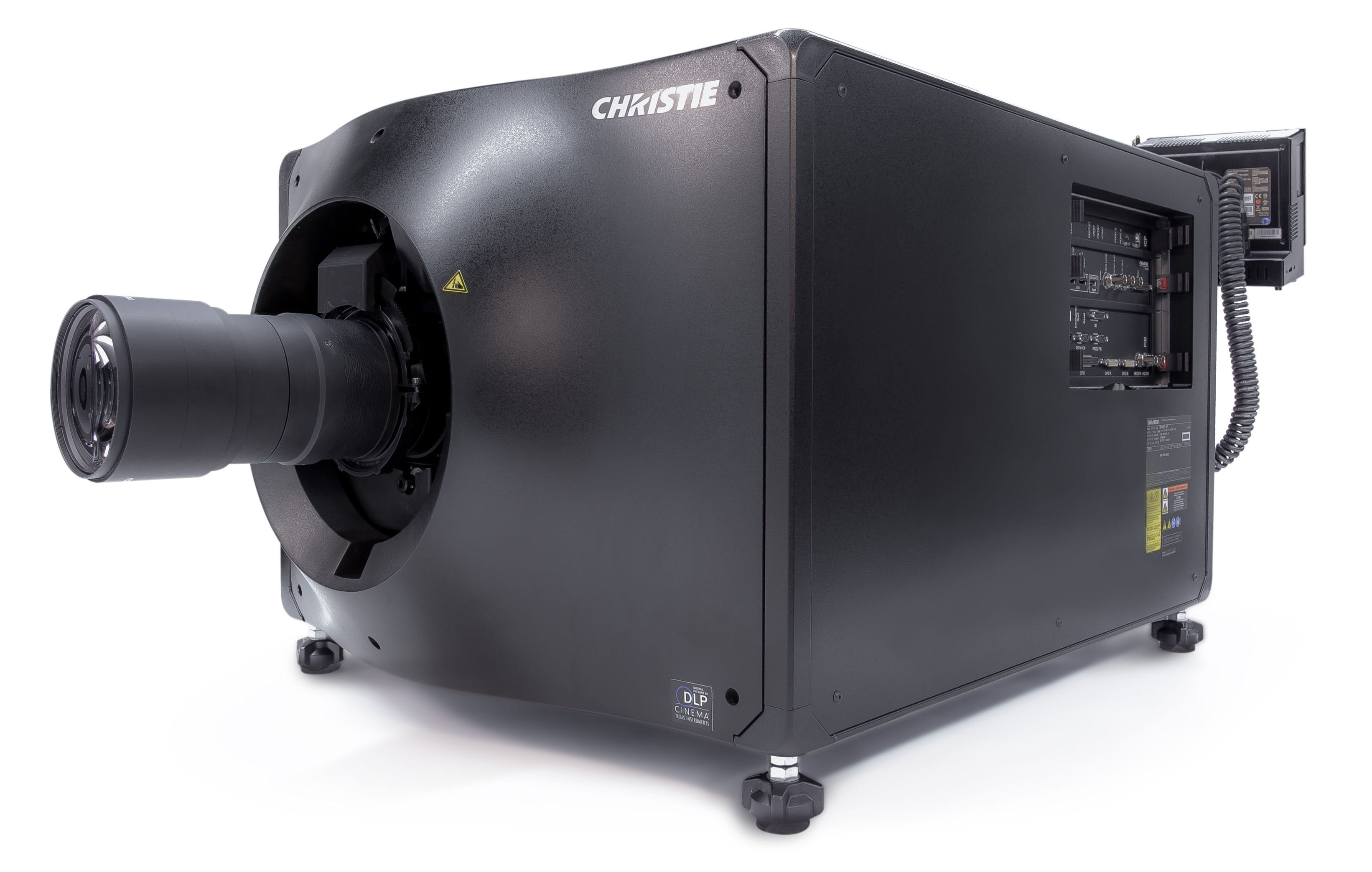 First Pure Rgb Laser Projector For Mainstream Cinema