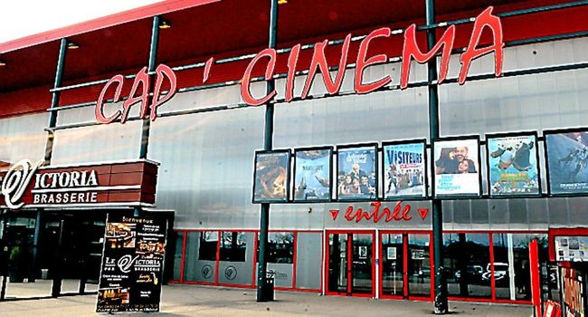 Cap Cinema where the fight took place. (photo: La Depeche)