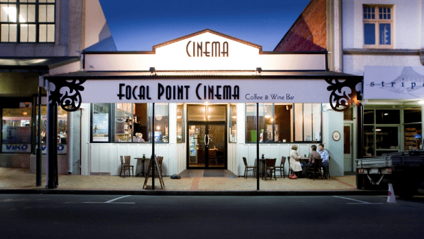 How Focal Point Cinema will look. (image: artist's impression)