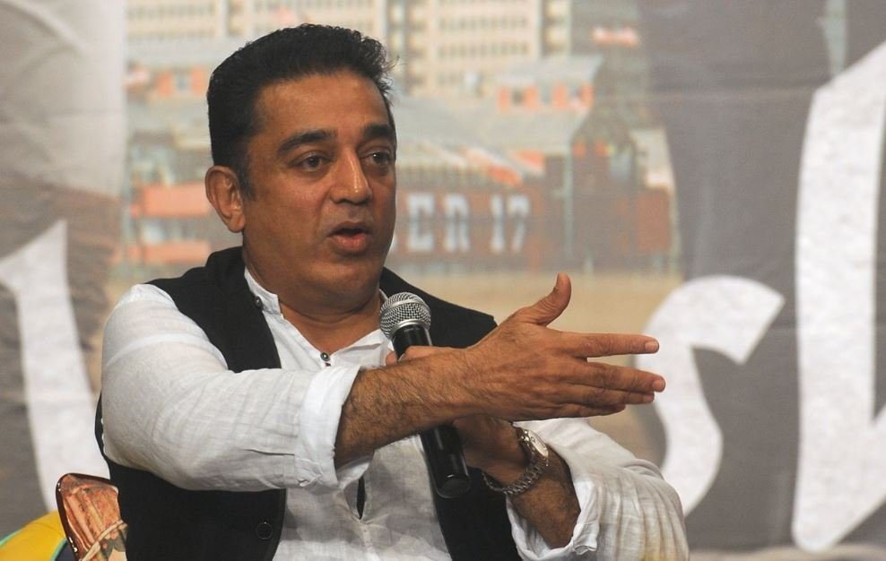 Kamal Hassan (photo: AFP)