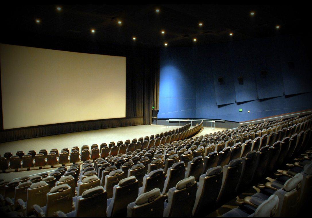 ArcLight Hollywood Auditorium Interior View