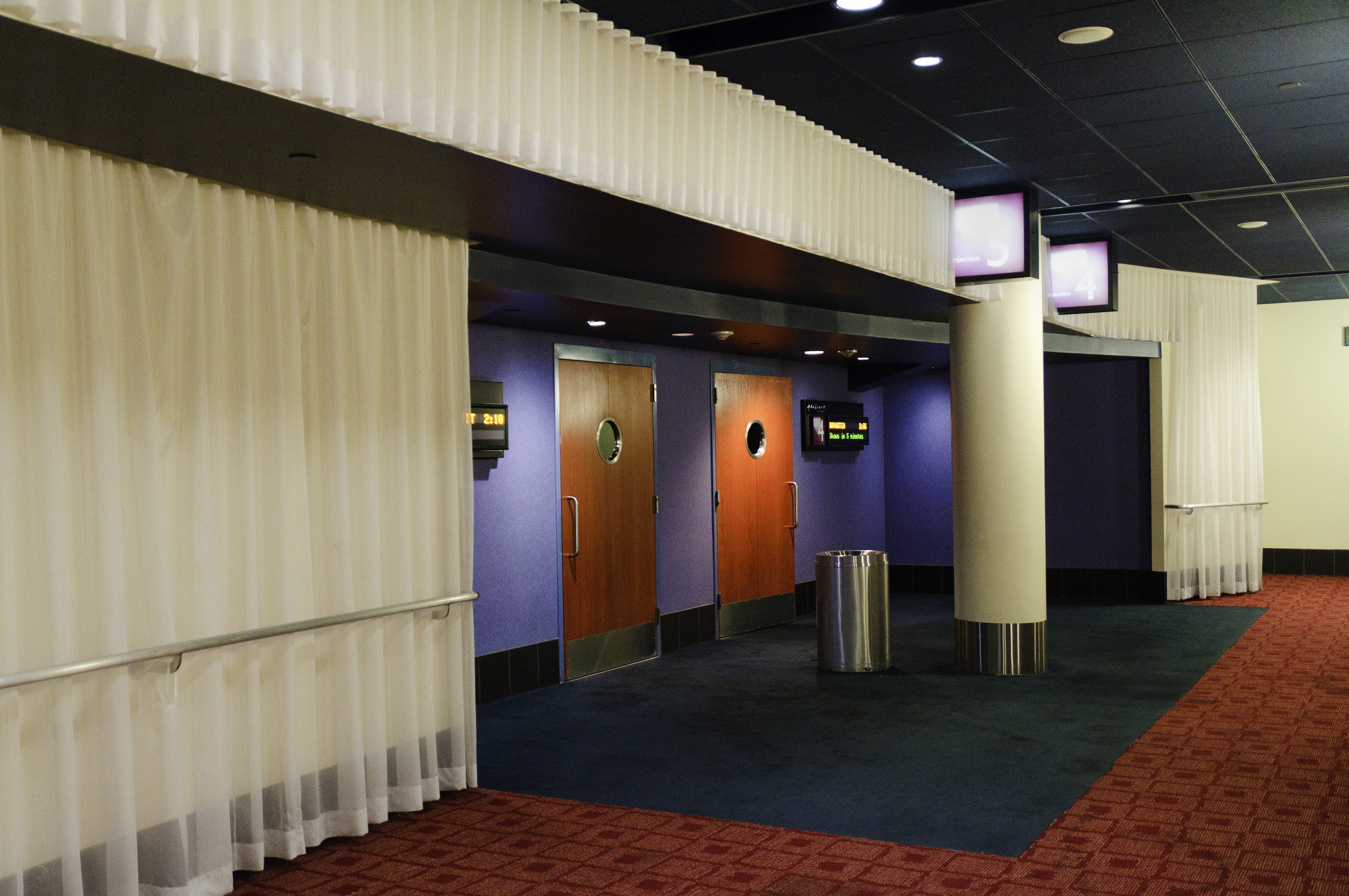 ArcLight Hollywood First Floor Auditoriums