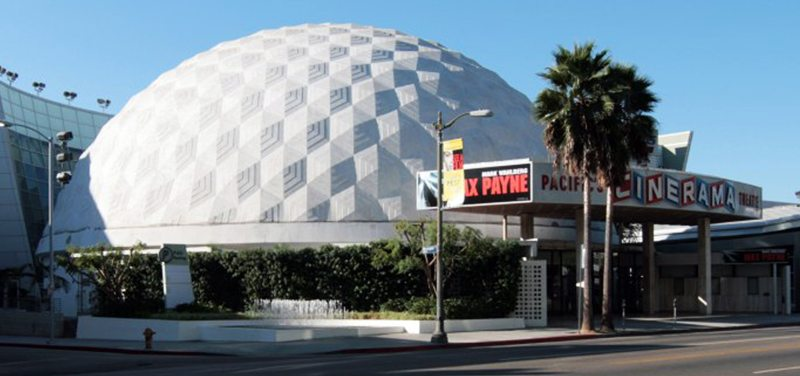 ArcLight Hollywood Cinerama Dome in 2008
