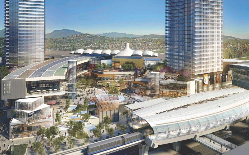 Cineplex Brentwood plans. (image: Cineplex / artist's impression)