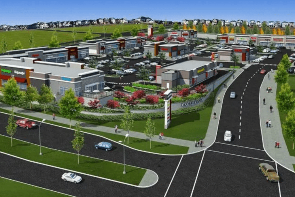 Landmark coming to The Commons, Fort McMurray. (image: artist's impression)