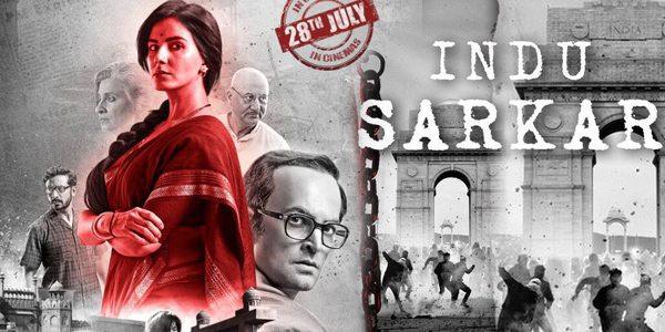 """Indu Sarkar"" sparks controversy."