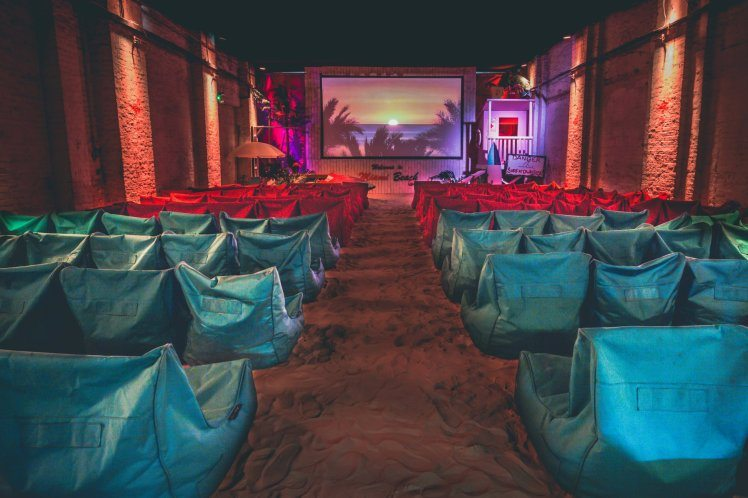 Get your flip-flops on! (photo: Backyard Cinema)