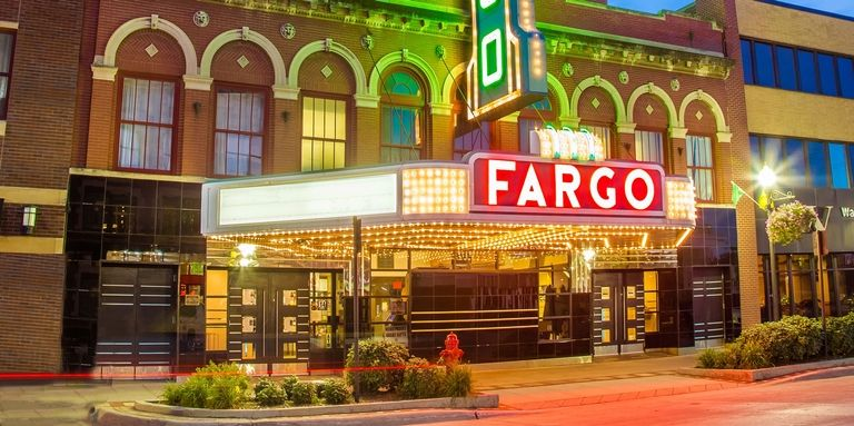 Fargo Theatre in North Dakota. (photo: Cosmopolitan)