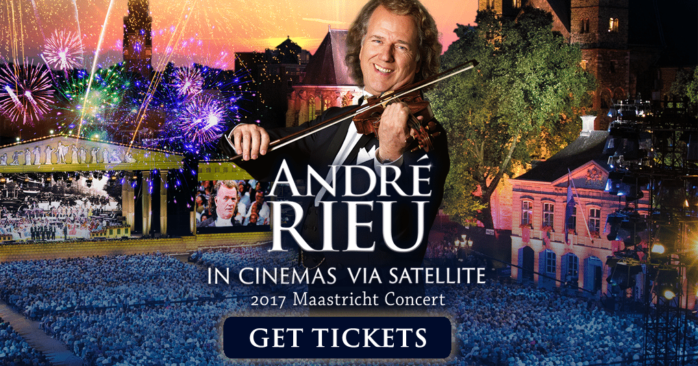 André Rieu Maastricht concert 2017 breaks record.
