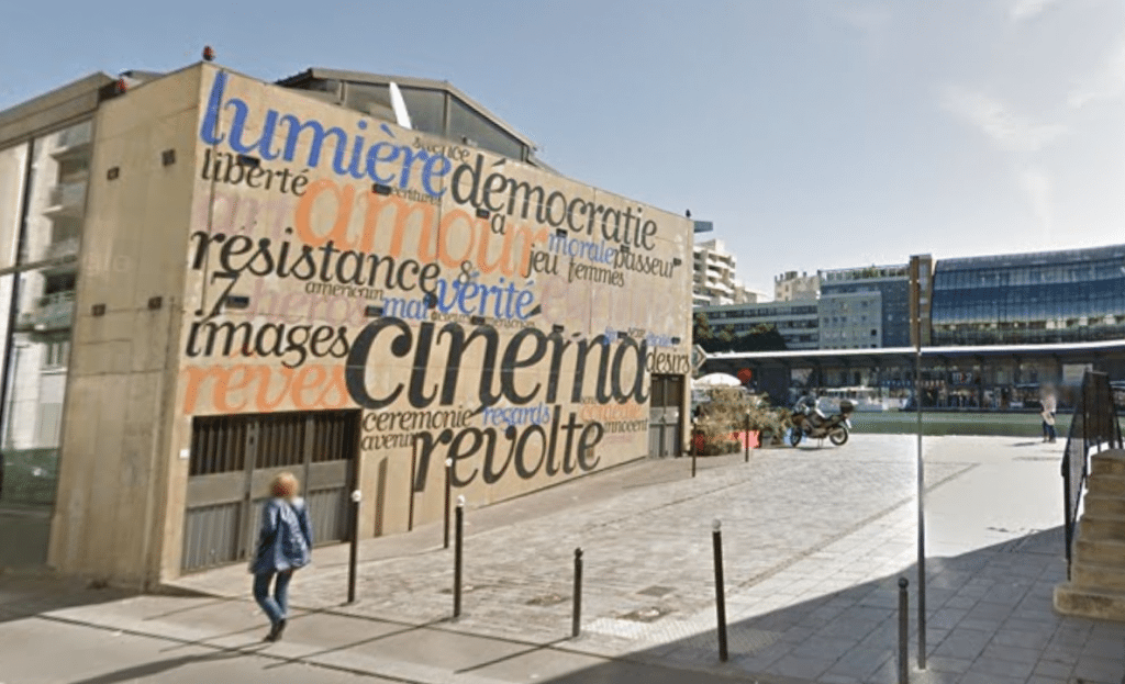 MK2 quai de Loire (image: Google Earth)