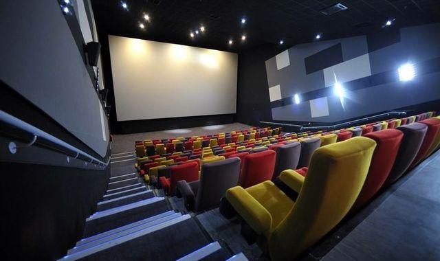 The Light Cinema Wisbech - evacuated. (photo: KL.FM)