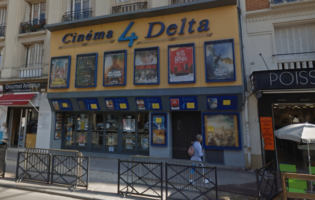 Cinema 4 Delta in Varenne. (image: Google Earth)