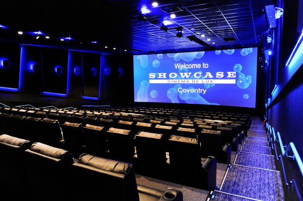 Showcase Cinema de Lux Coventry. (photo: Coventry Telegraph)