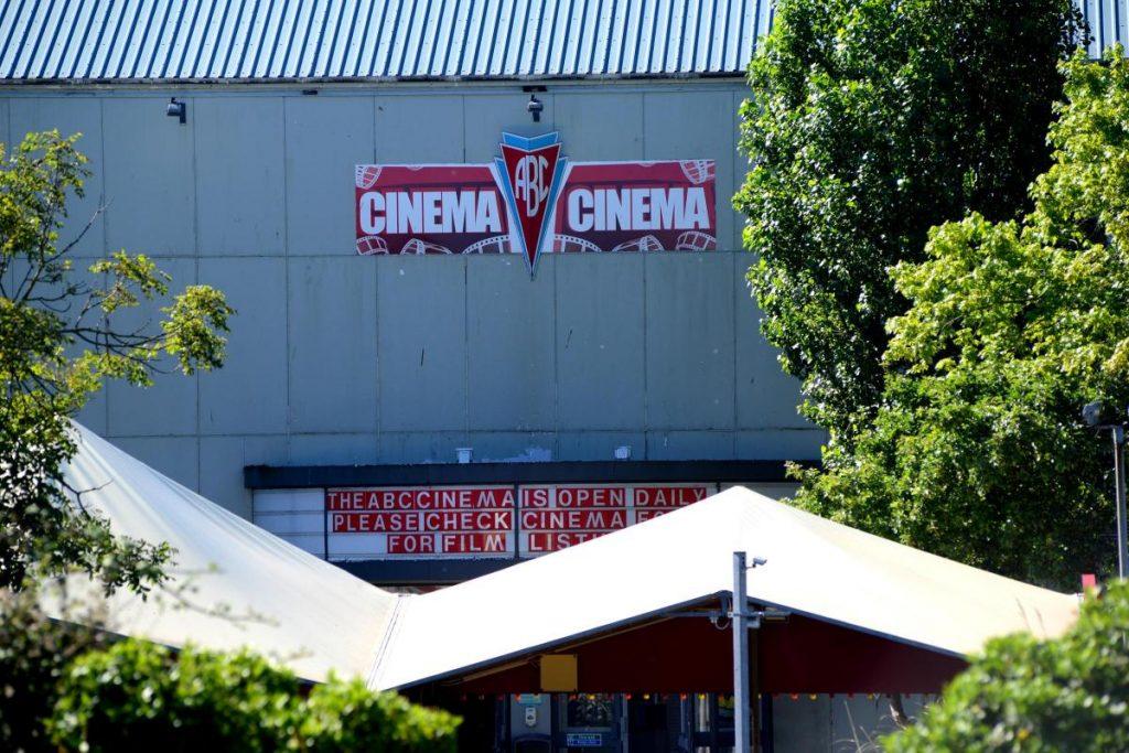 Butlin's ABC cinema. (photo: Dave Simpson / SCG)