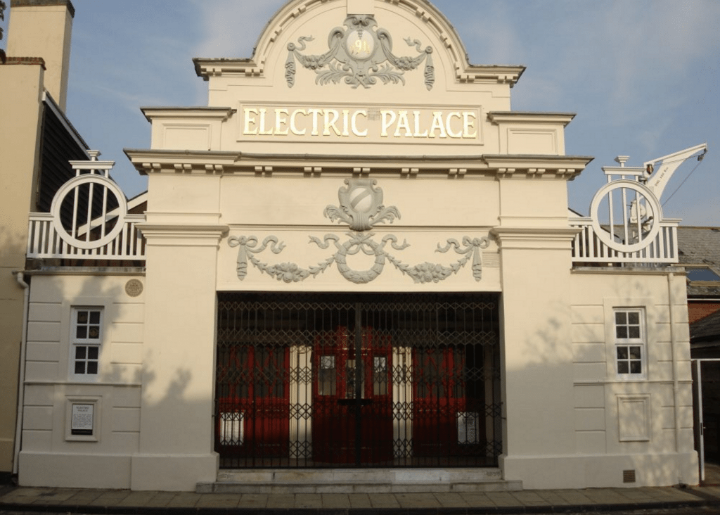 Electric Palace in Harwich. (photo: ADF / Nicholas Jacob Architects)