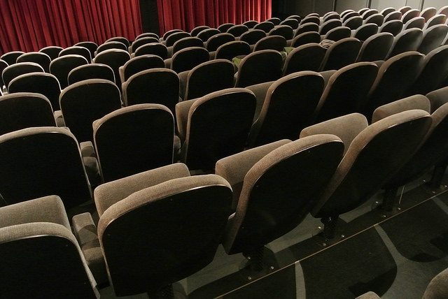 Empty cinema - is GST ticket price hike to blame? (photo: Empty cinema. Is GST ticket price hike to blame? (photo: Iwan Gabovitch / Flickr)