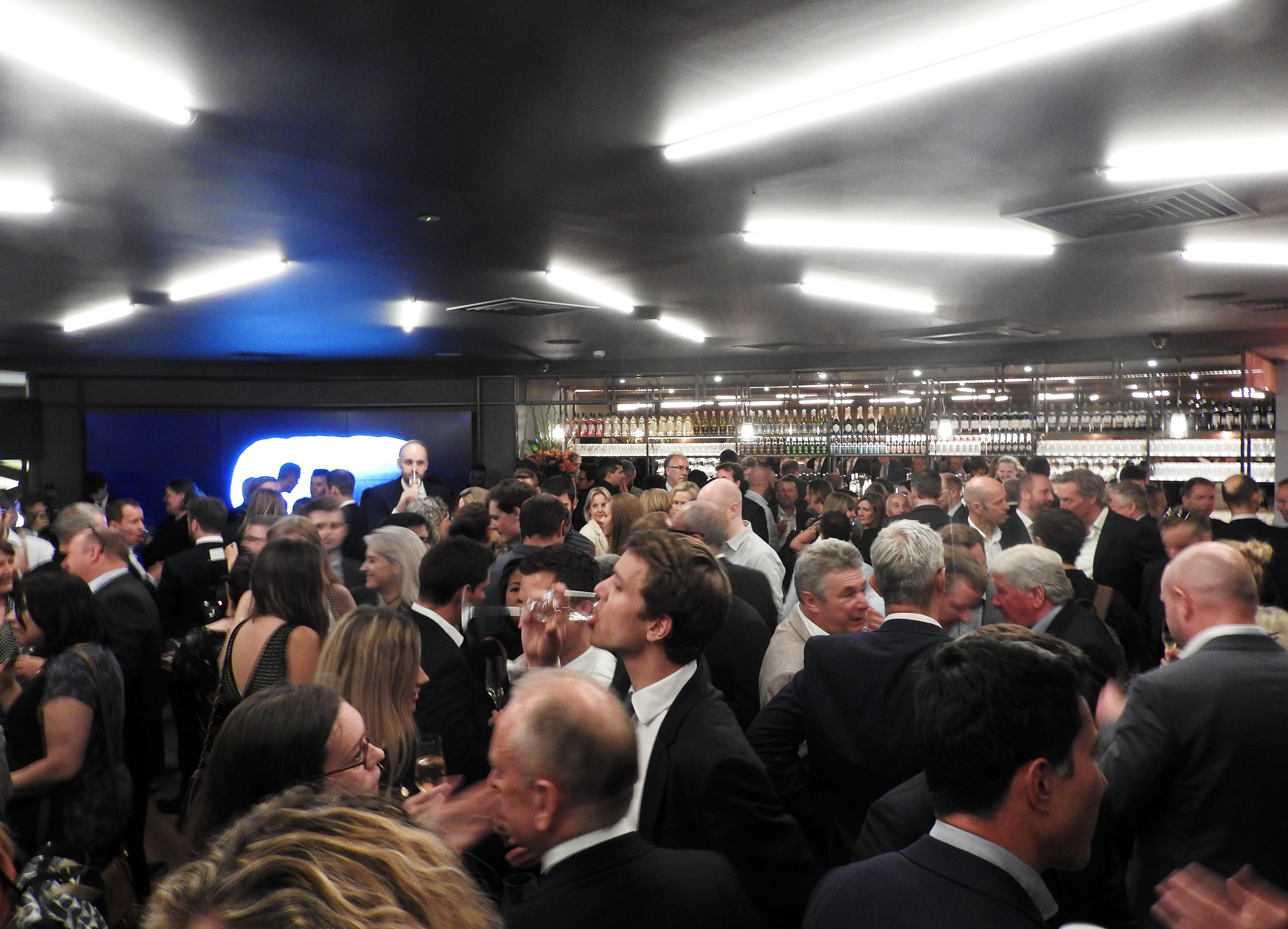 Vue West End Reopening - Crowd Shot