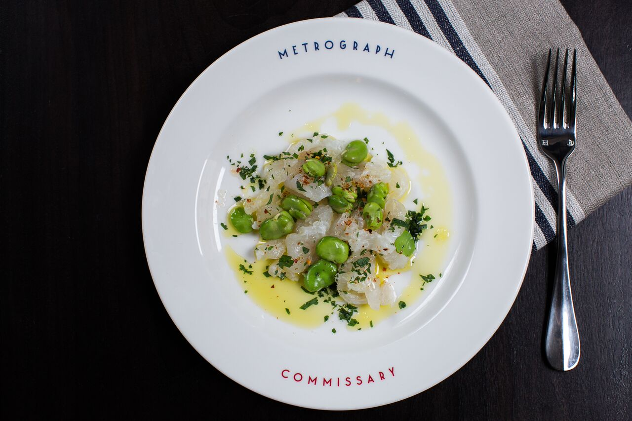 Metrograph - Commissary Salad Course