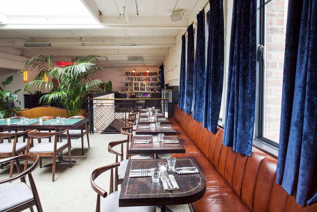 Metrograph - Commissary Restaurant