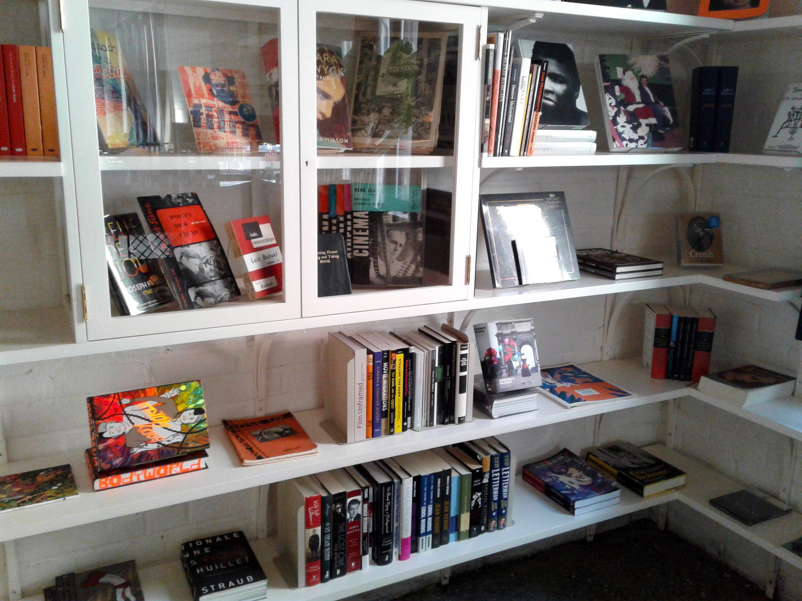 Metrograph - Book Store