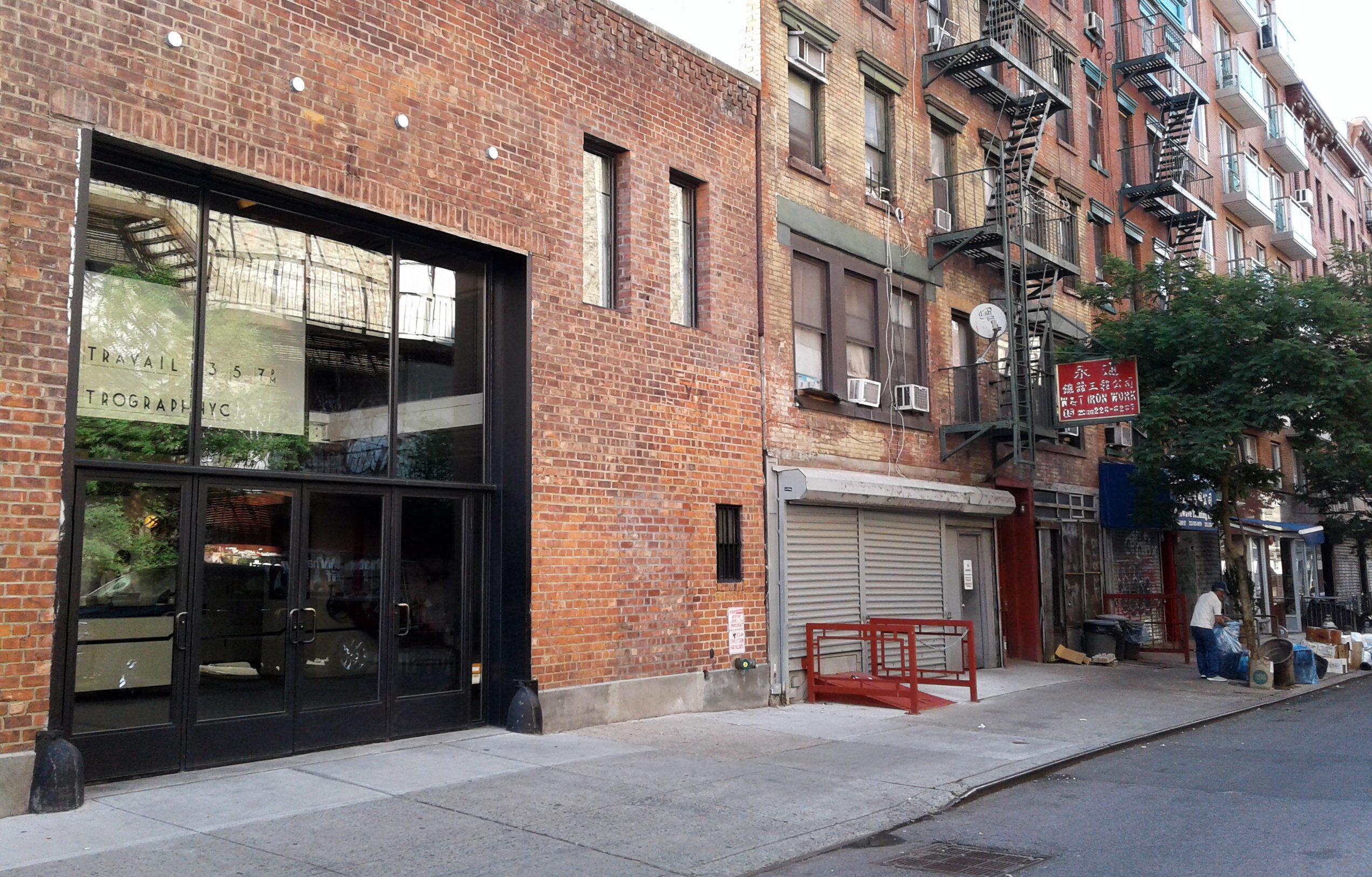 Metrograph - Lower East Side Neighborhood