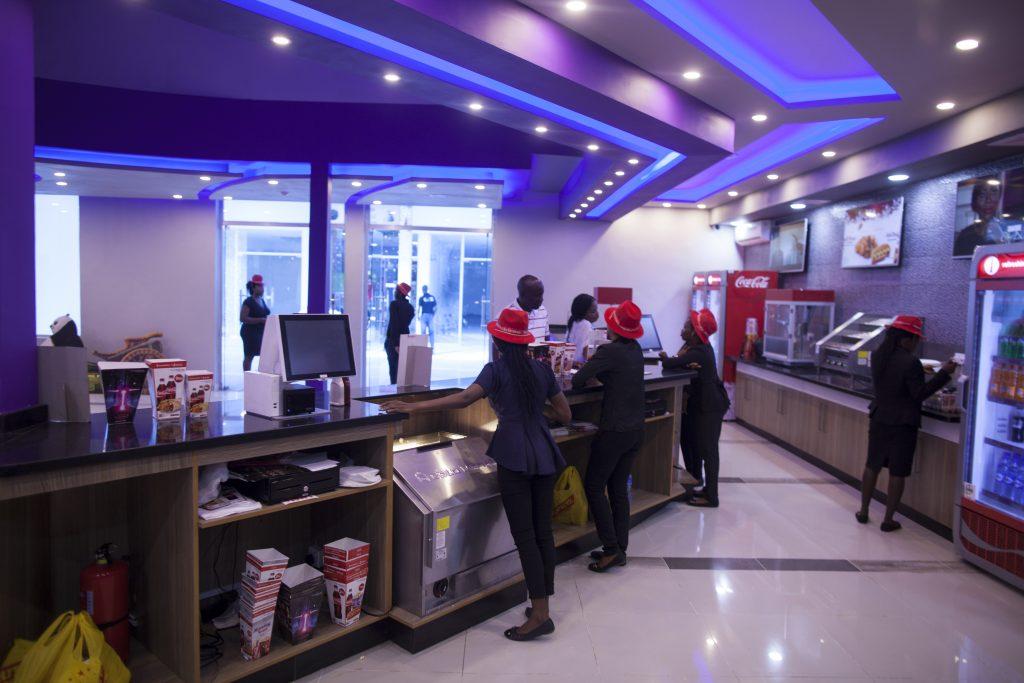 Filmhouse Cinema Akure. (photo: Filmhouse)