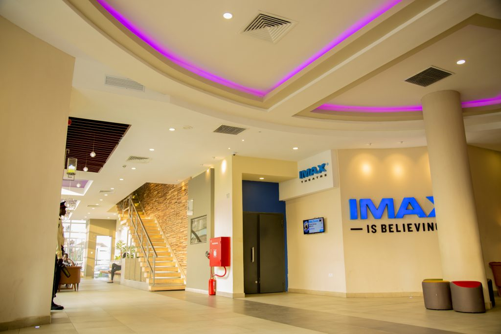 Entrance to Filmhouse's IMAX screen. (photo: Filmhouse)