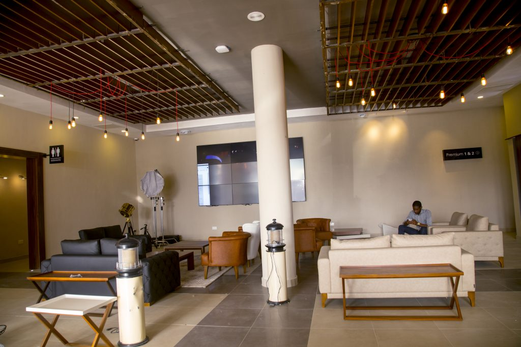 Film house Lounge and entrance to Premium screens. (photo: Filmhouse)